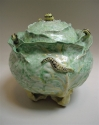 BRUSSELS CABBAGE TUREEN AND COVER - picture 1