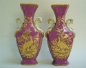 CHELSEA PAIR OF VASES - picture 2