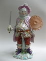 DERBY FIGURE OF JAMES QUINN AS FALSTAFF - picture 1