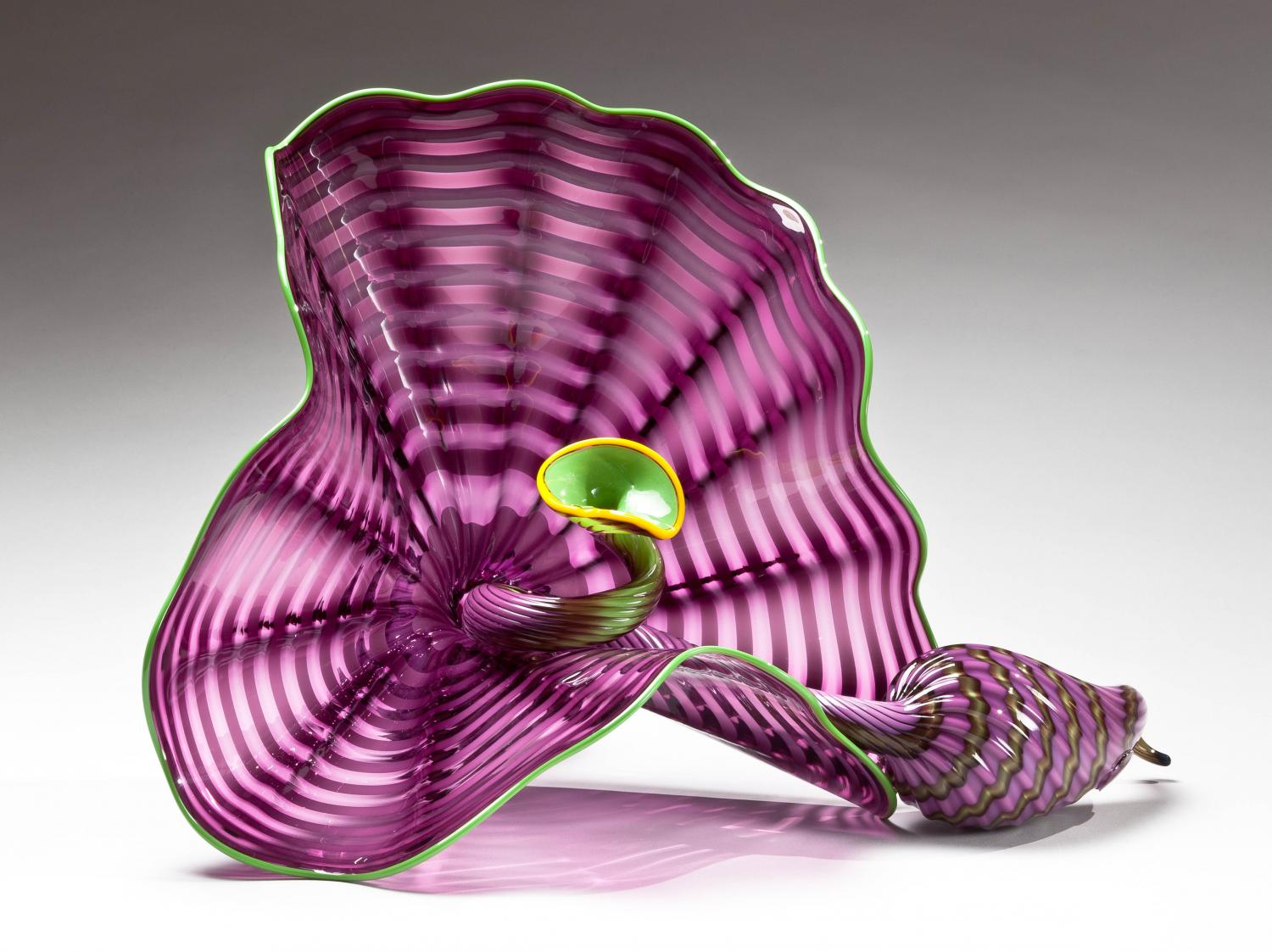 Dale Chihuly, Amethyst Persian