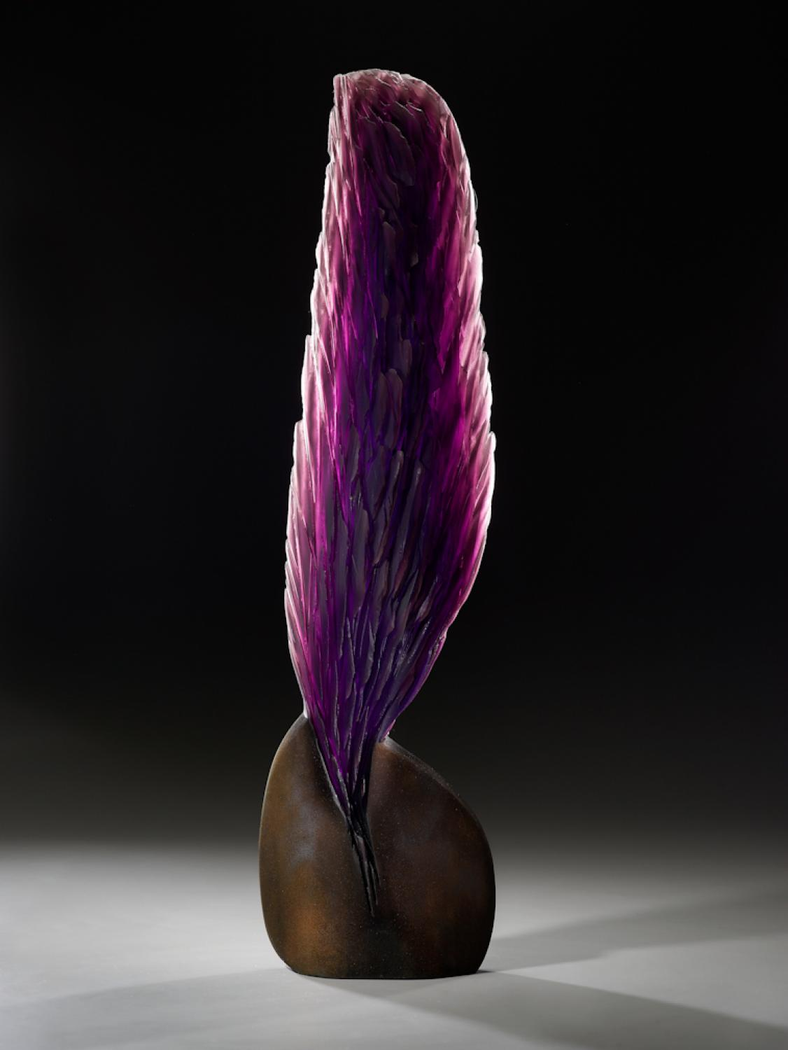 Alex Bernstein, Purple Stone Burst