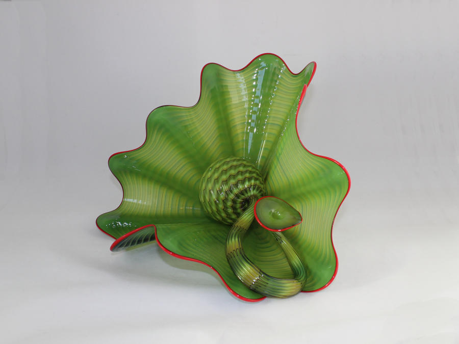 Dale Chihuly, Green Persian
