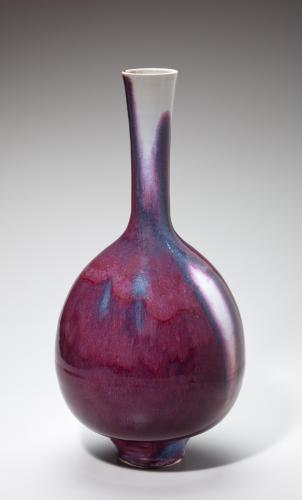 BROTHER THOMAS BEZANSON, LARGE VASE