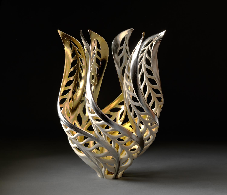 Jennifer McCurdy, Magritte's Butterfly Vessel