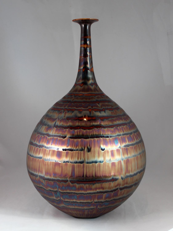 Hideaki Miyamura, Vase