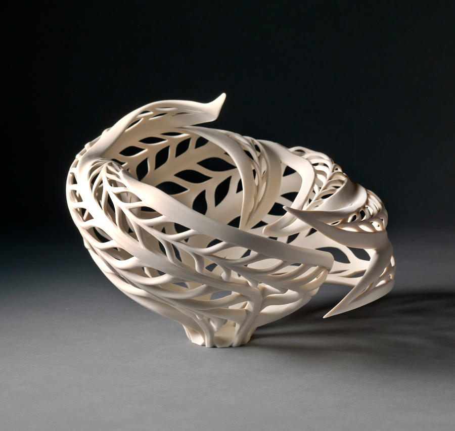 Jennifer McCurdy, Butterfly Wind Vessel
