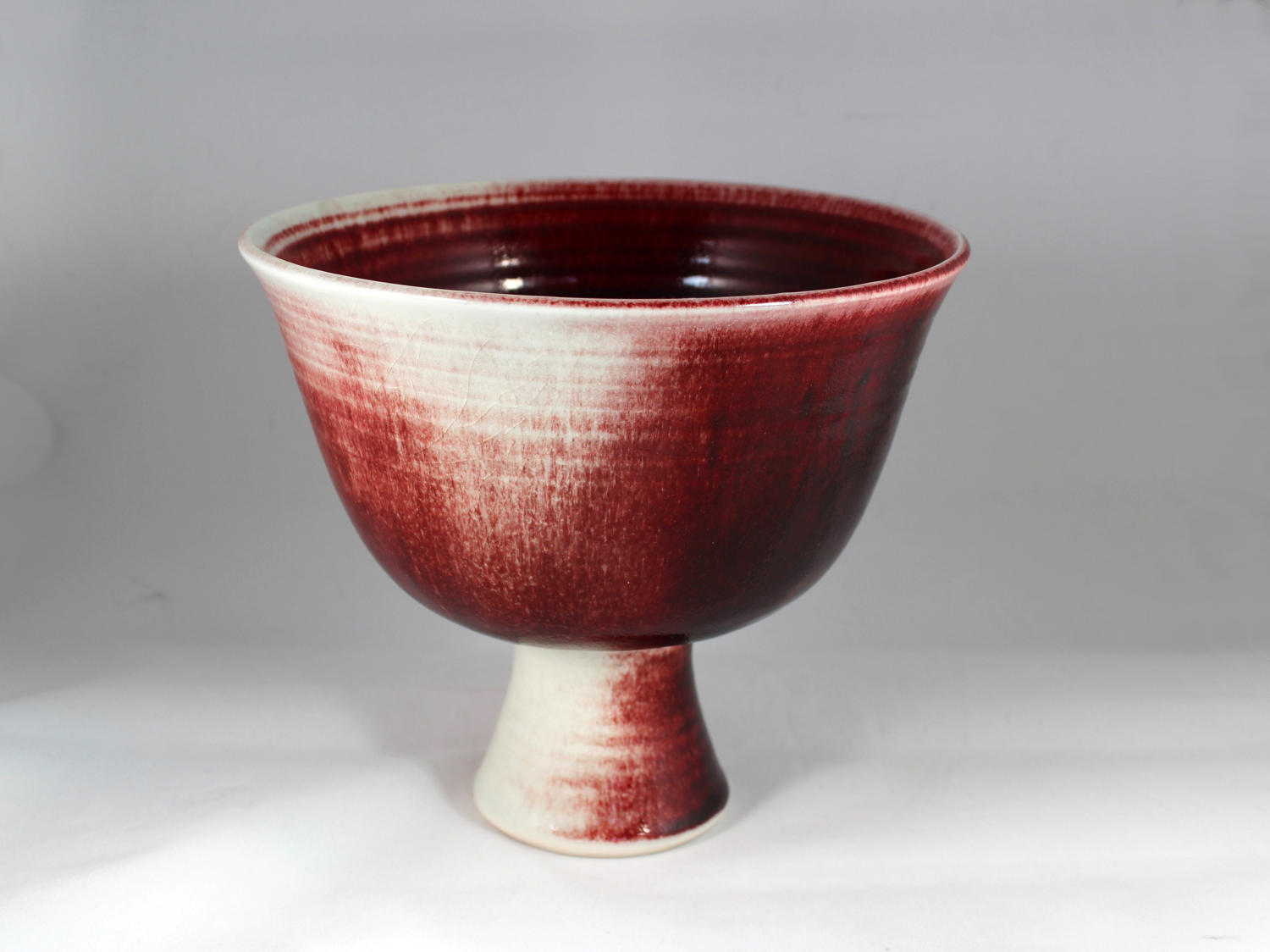 Brother Thomas Bezanson, Footed Bowl