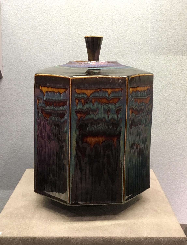 Hideaki Miyamura, Octagonal Jar
