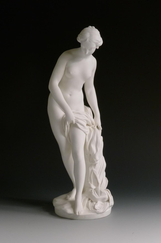 Sèvres biscuit figure