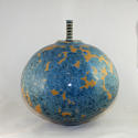 HIDEAKI MIYAMURA, JAR WITH YELLOW CRYSTALLINE GLAZE - picture 1