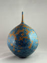 HIDEAKI MIYAMURA, BOTTLE WITH YELLOW CRYSTALLINE GLAZE - picture 2